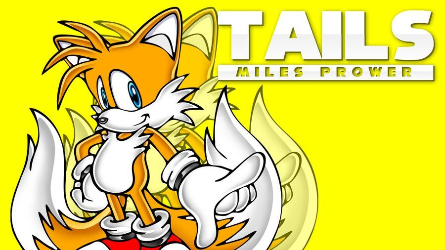 """Ya sabemos que Tails en realidad se llama """"Miles Prower"""", ¿pero por qué se llama así?"""
