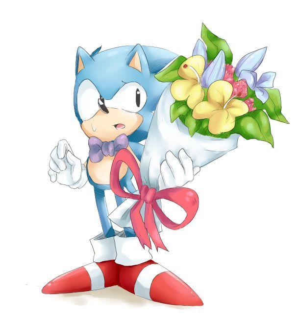 Sonic siempre fue soltero en todas las historias oficiales de SEGA. Pero originalmente se le quería dar una novia, ¿su nombre?