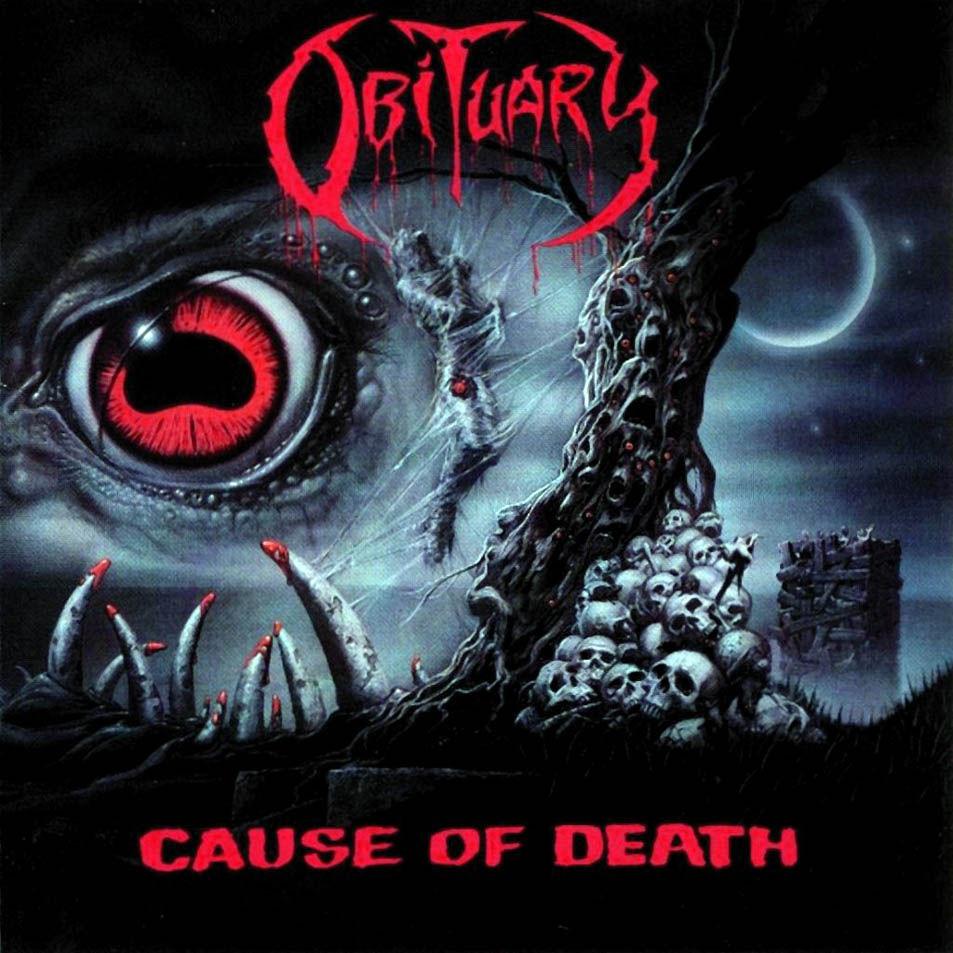 ¿Qué famoso guitarrista formó parte de las bandas Obituary y Death?