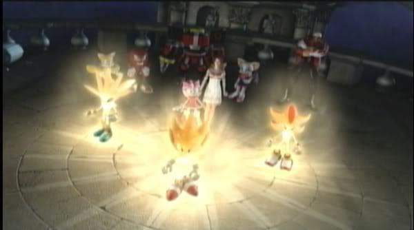 ¿Cómo resucitan a Sonic en el Sonic the Hedgehog (2006)?