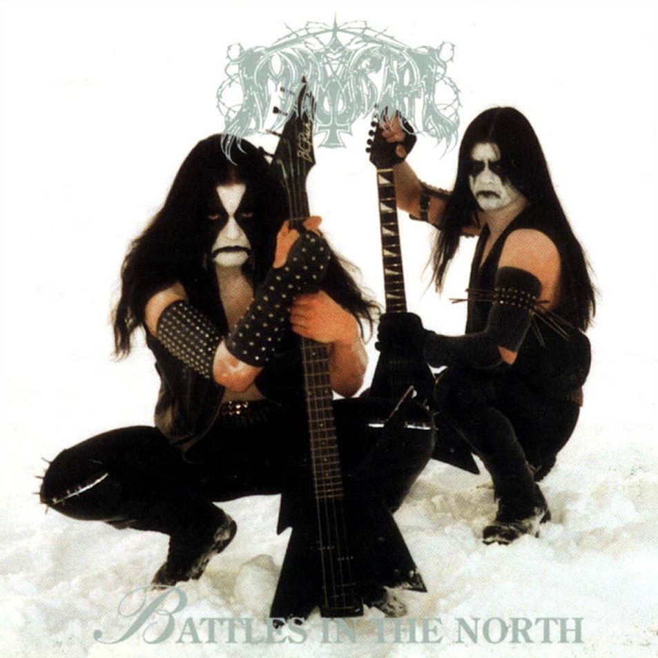 ¿Qué famoso batería aparece en un videoclip de la banda Immortal pero no participó en ningún album?