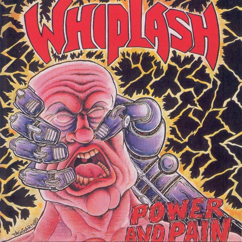 ¿En cuál de los siguientes discos de thrash metal se hace mención a la esquizofrenia en una de sus canciones?