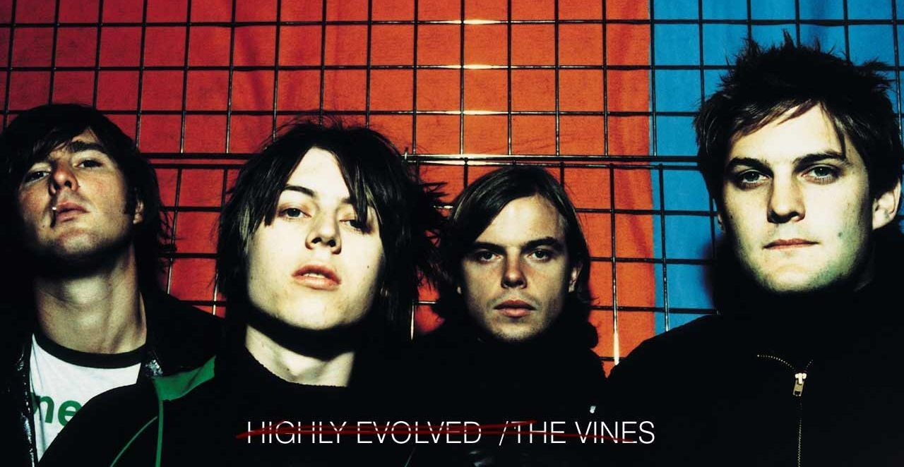 ¿A qué banda o artista influyó a comenzar a hacer música The Vines?