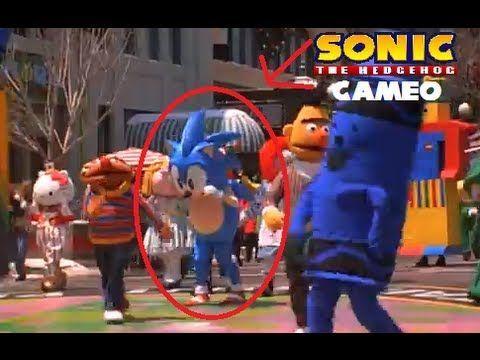 ¿En cuál de estos juegos Sonic tubo un cameo?