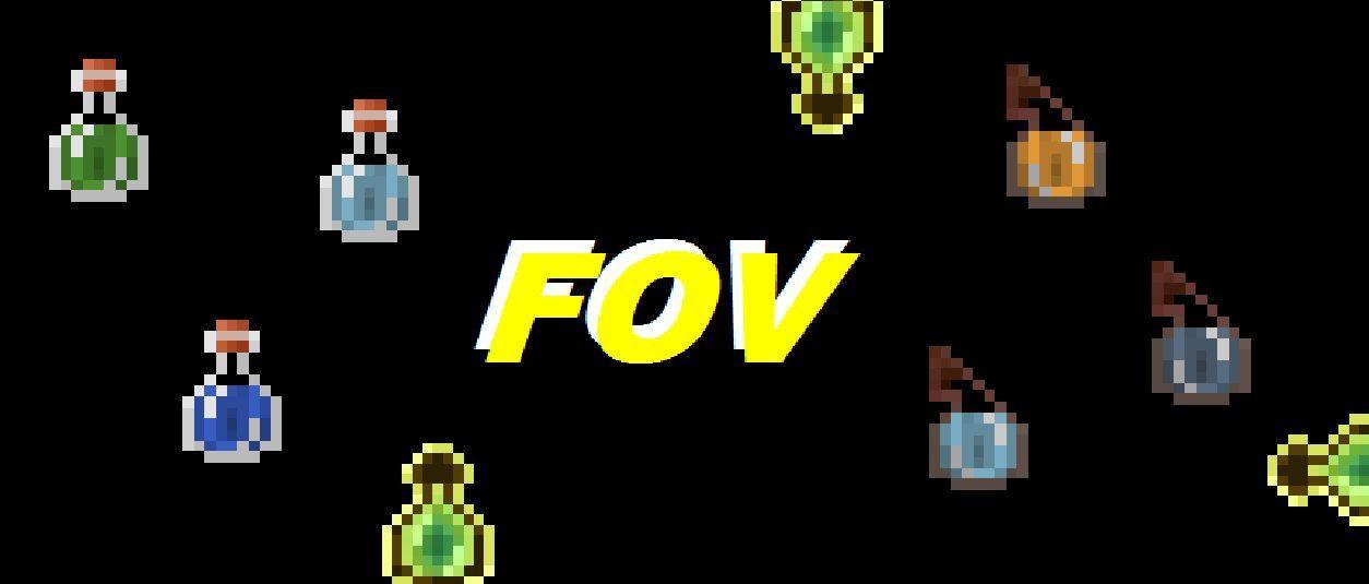 ¿Qué pocion te incrementa el FOV?