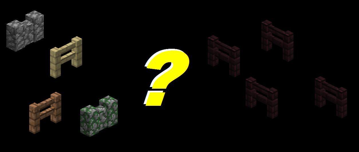 ¿Las vallas normales se pueden unir con vallas del inframundo?