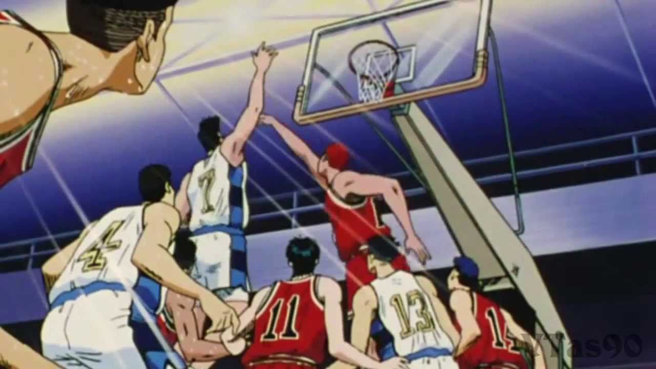 ¿Cuál es el resultado del primer partido de baloncesto de Sakuragi contra Ryonan?