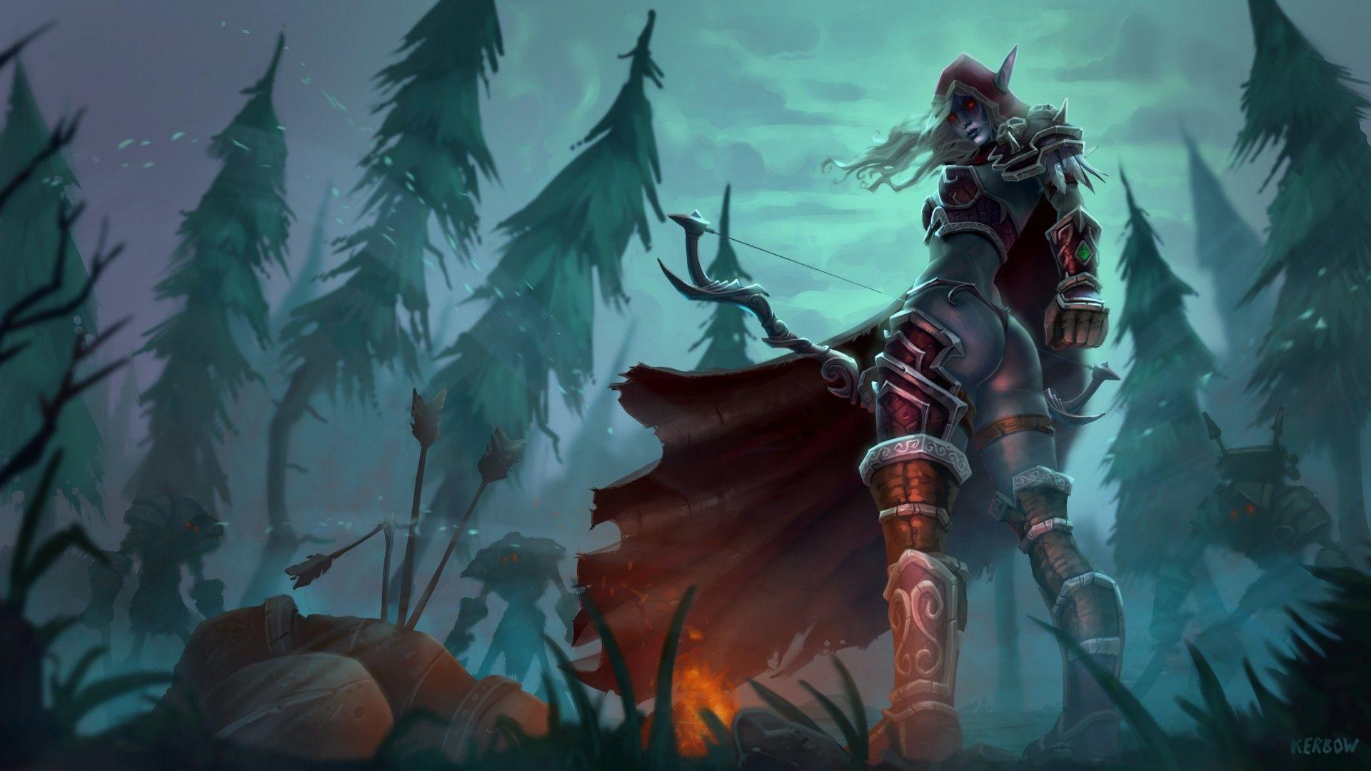Si no hubiera otra opción, ¿serías capaz de sacrificarte por salvar Azeroth?