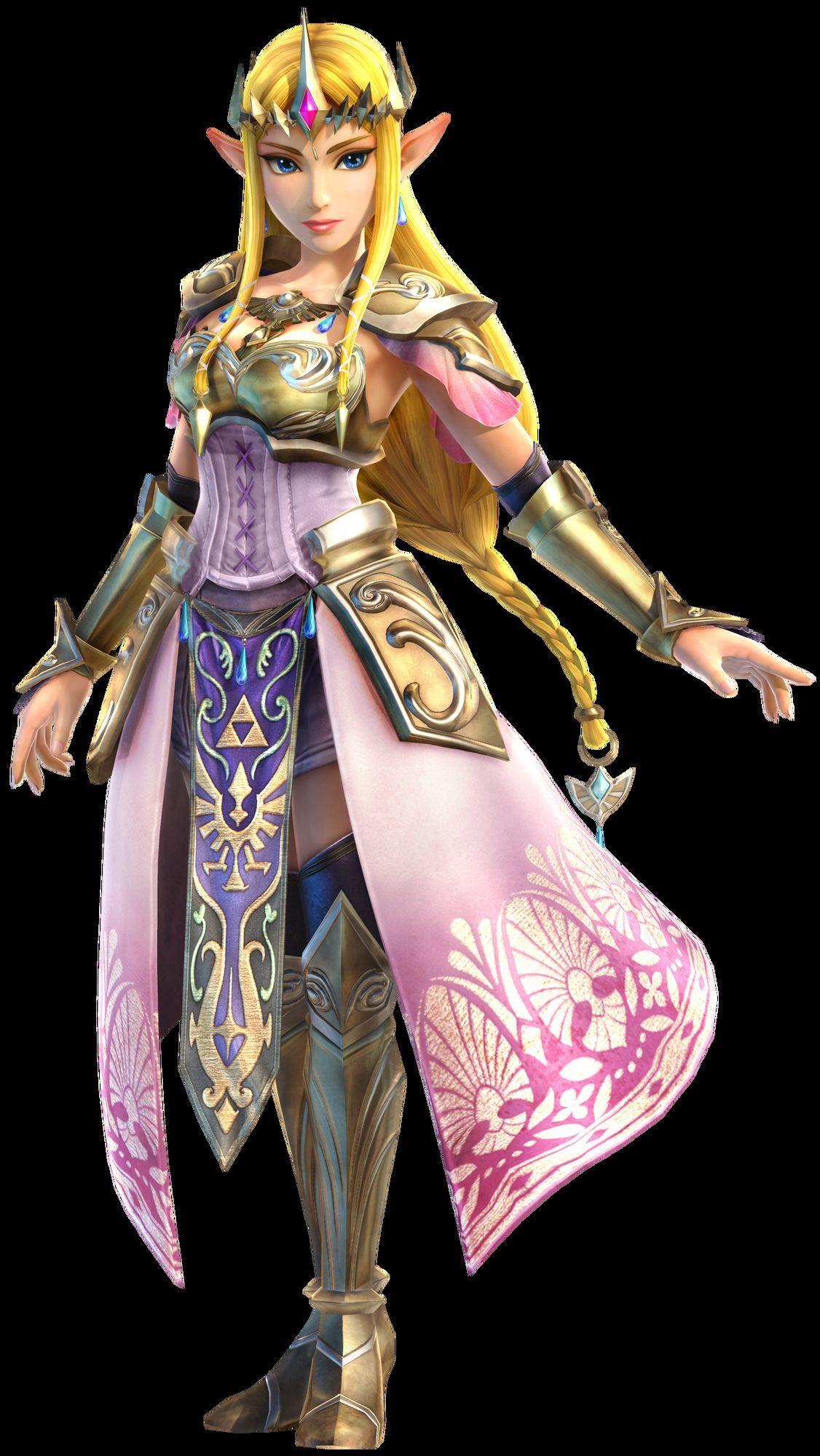 ¿Zelda aparece en todas las sagas?