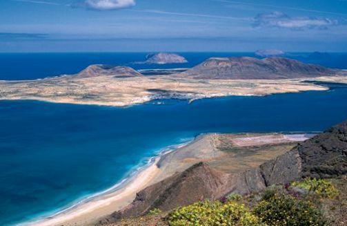 En la isla de Lanzarote se encuentra el Archipiélago Chinijo, ¿Sabrías decir que islas pertenecen?