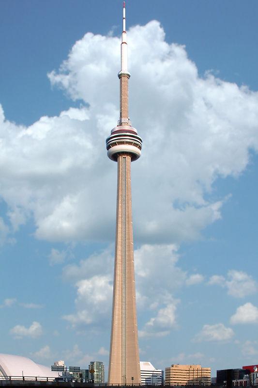 ¿Cuál es la torre más alta de Norte Ámerica?