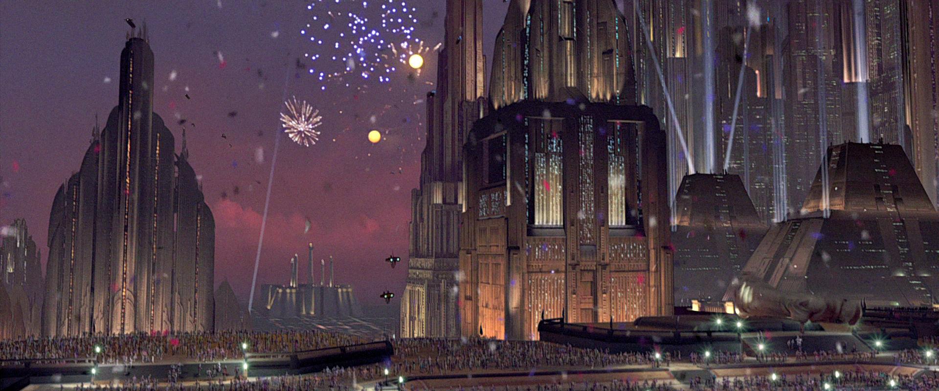 Tras la Batalla de Endor (4 DBY) ocurre una rebelión en Coruscant (Centro Imperial). ¿Quién acabó con el levantamiento?
