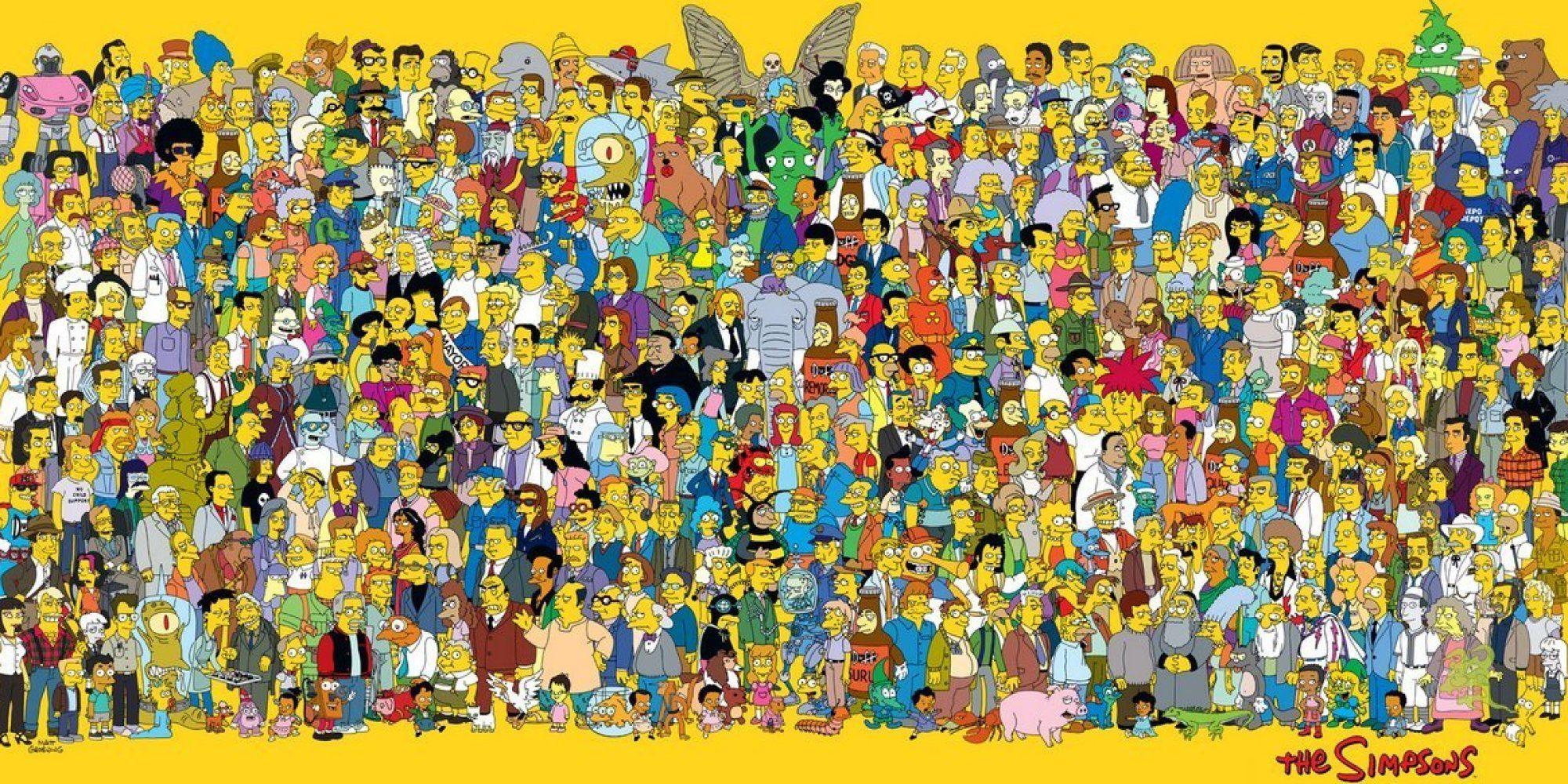 6004 - ¿Eres un simpsonmaníaco?