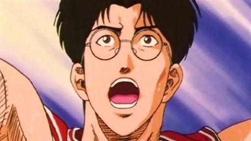 Todos sabemos que el número que lleva Sakuragi en su camiseta es el 10 pero,¿Qué número tiene Kimonobu Kogure, segundo capitán?