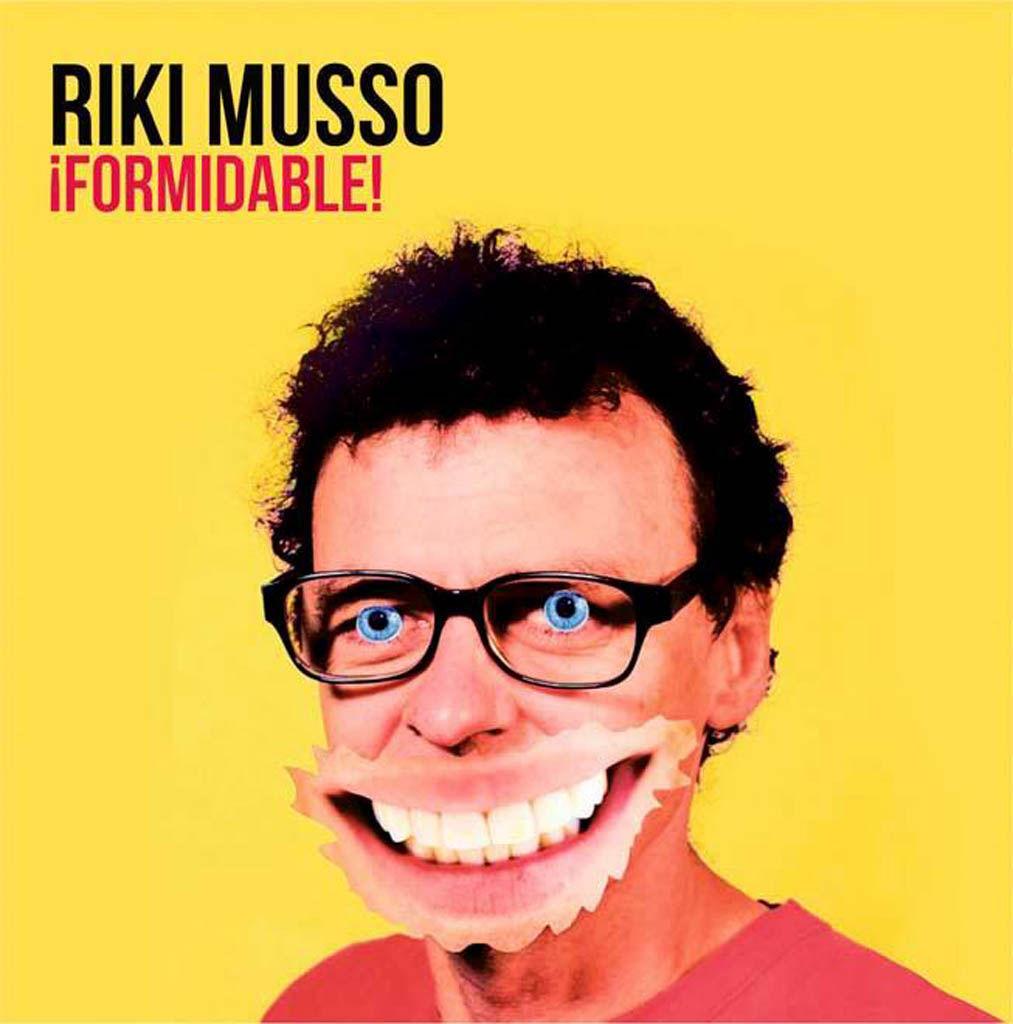 ¿En que año Ricardo Musso se alejó de la banda?