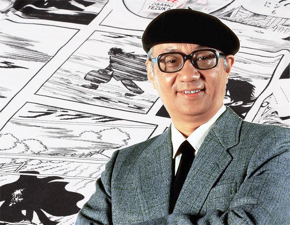 ¿Cuál de estas obras no fue creada por Osamu Tezuka?