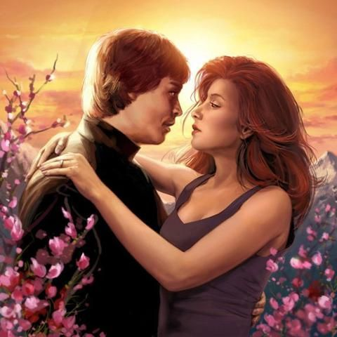 Luke Skywalker se casa con Mara Jade. ¿Pero quién era Mara Jade en el pasado?