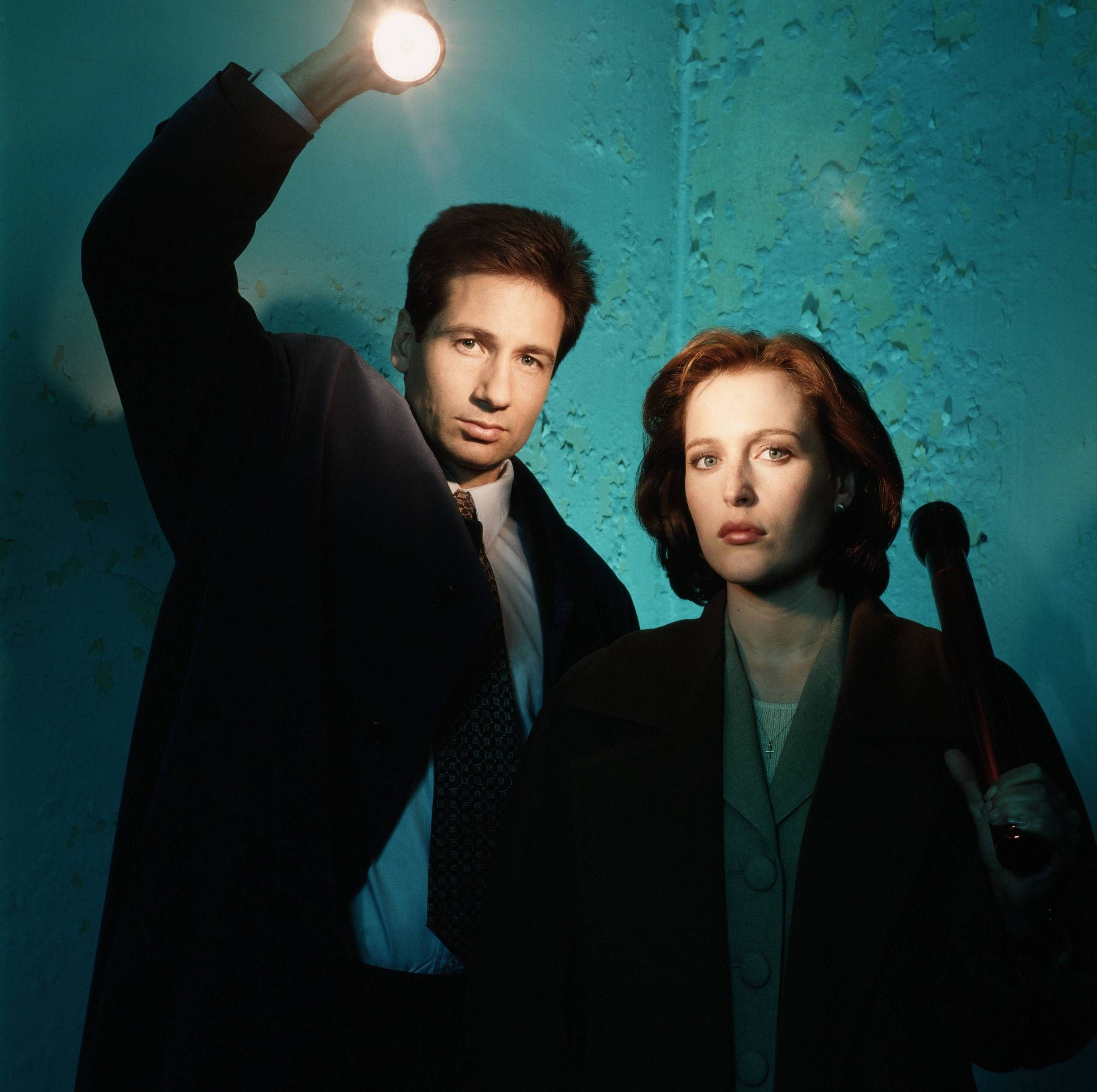 6078 - ¿Eres Mulder o Scully?