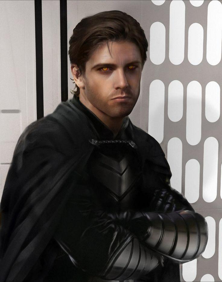 En el 40 DBY, Jacen Solo se pasa al Lado Oscuro y se convierte en el aprendiz de...