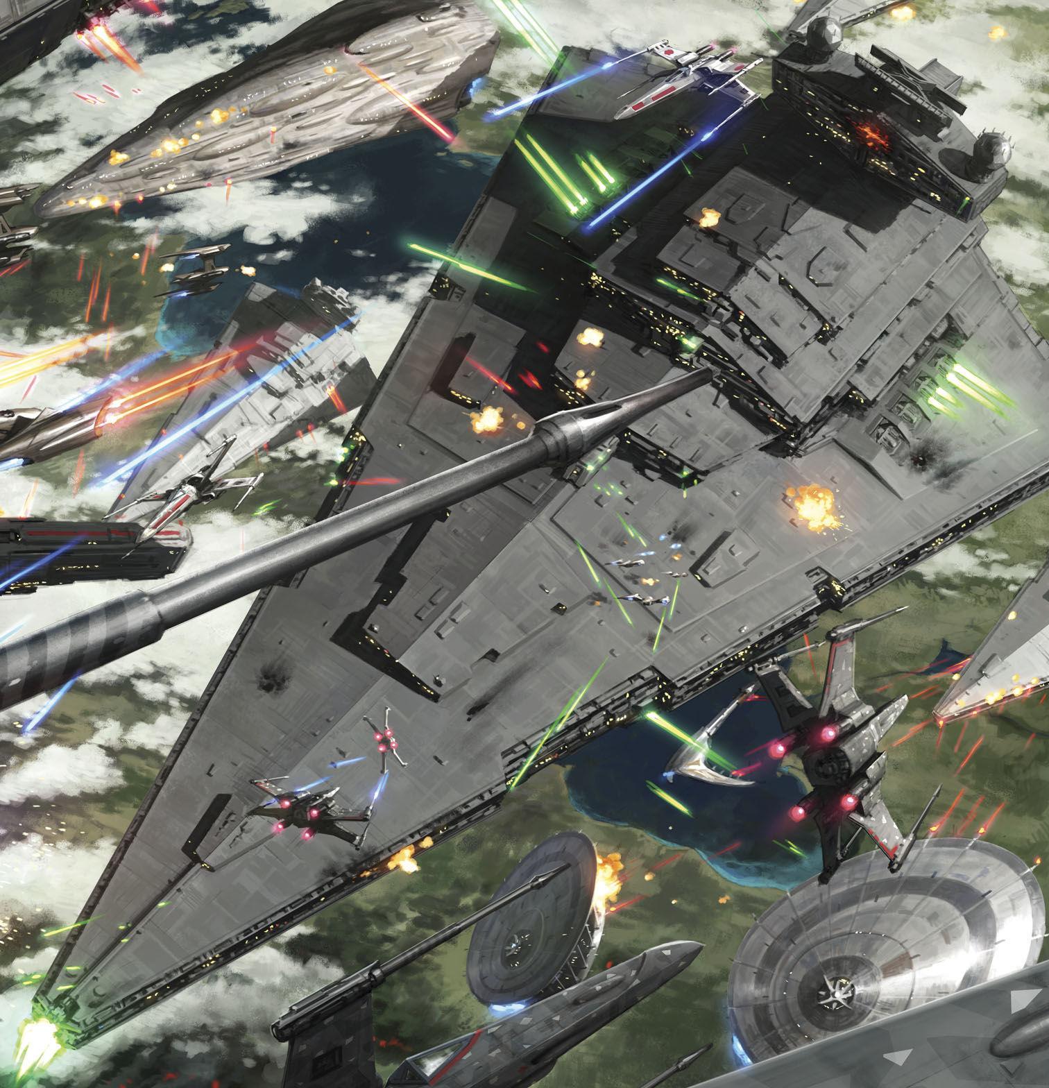¿Quién mata finálmente a Darth Caedus en el Segundo Duelo a bordo del Anakin Solo (Destructor Estelar clase Imperial II)?