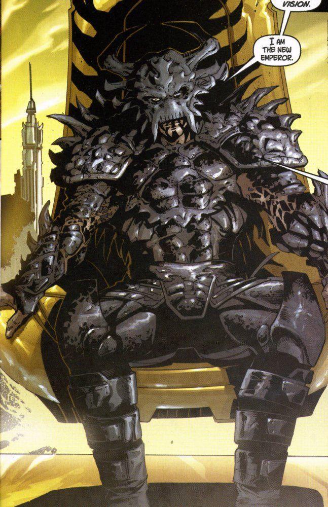 ¿Quién dará muerte, tras revivir, al malvado Señor Oscuro de los Sith y Emperador Darth Krayt en el 138 DBY?