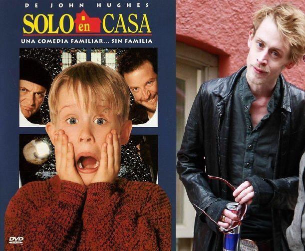 6083 - ¿Serías capaz de relacionar a estas personas con las películas que protagonizaron o en la que participaron cuando eran niños?