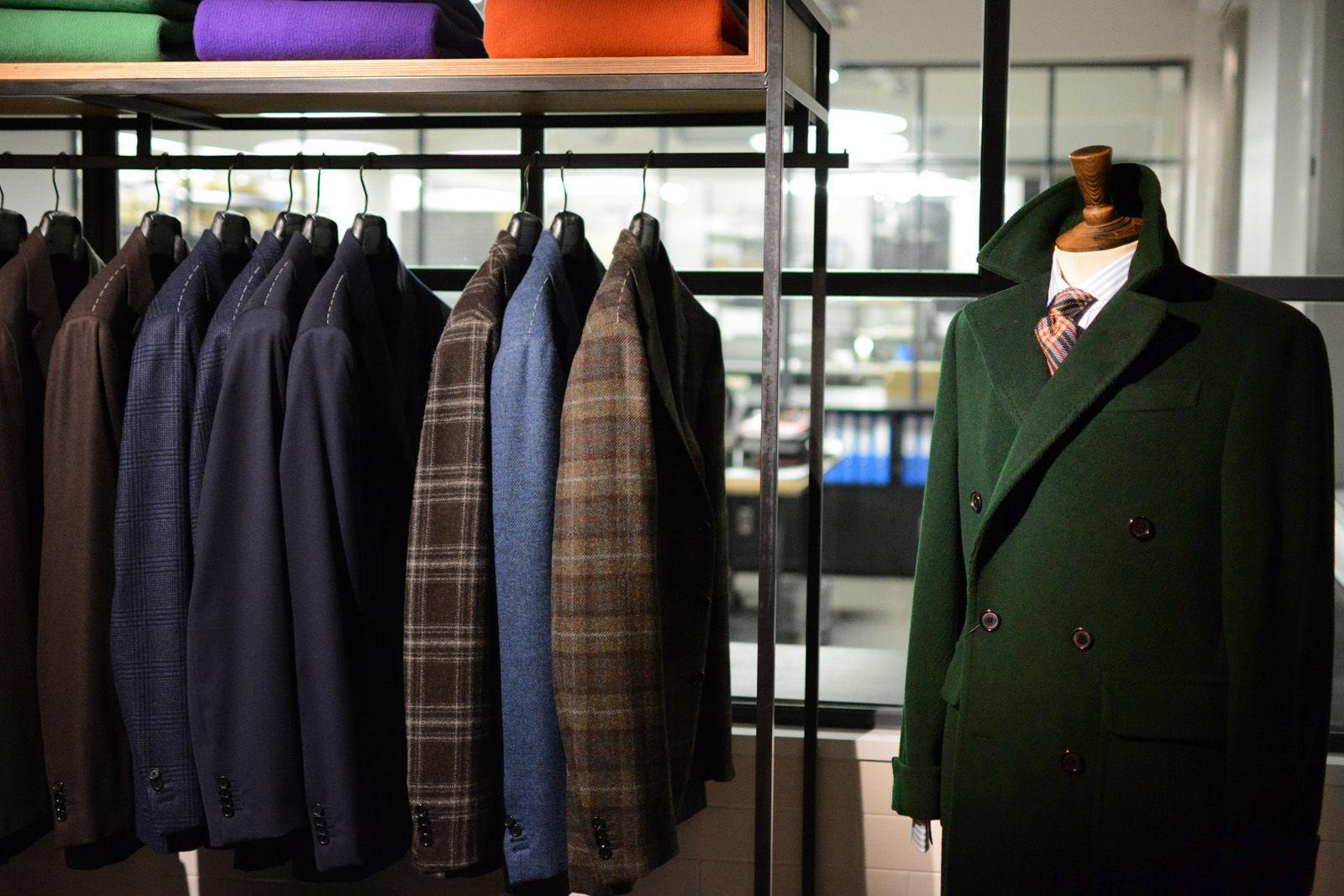 Elige el abrigo que te gustaría llevar