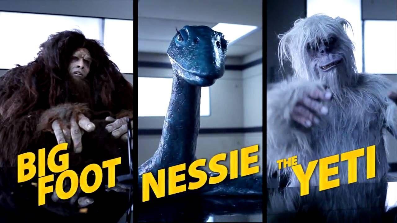¿Cómo reaccionas cuando te hablan del Big foot, el Yeti, o el Monstruo del Lago Ness?