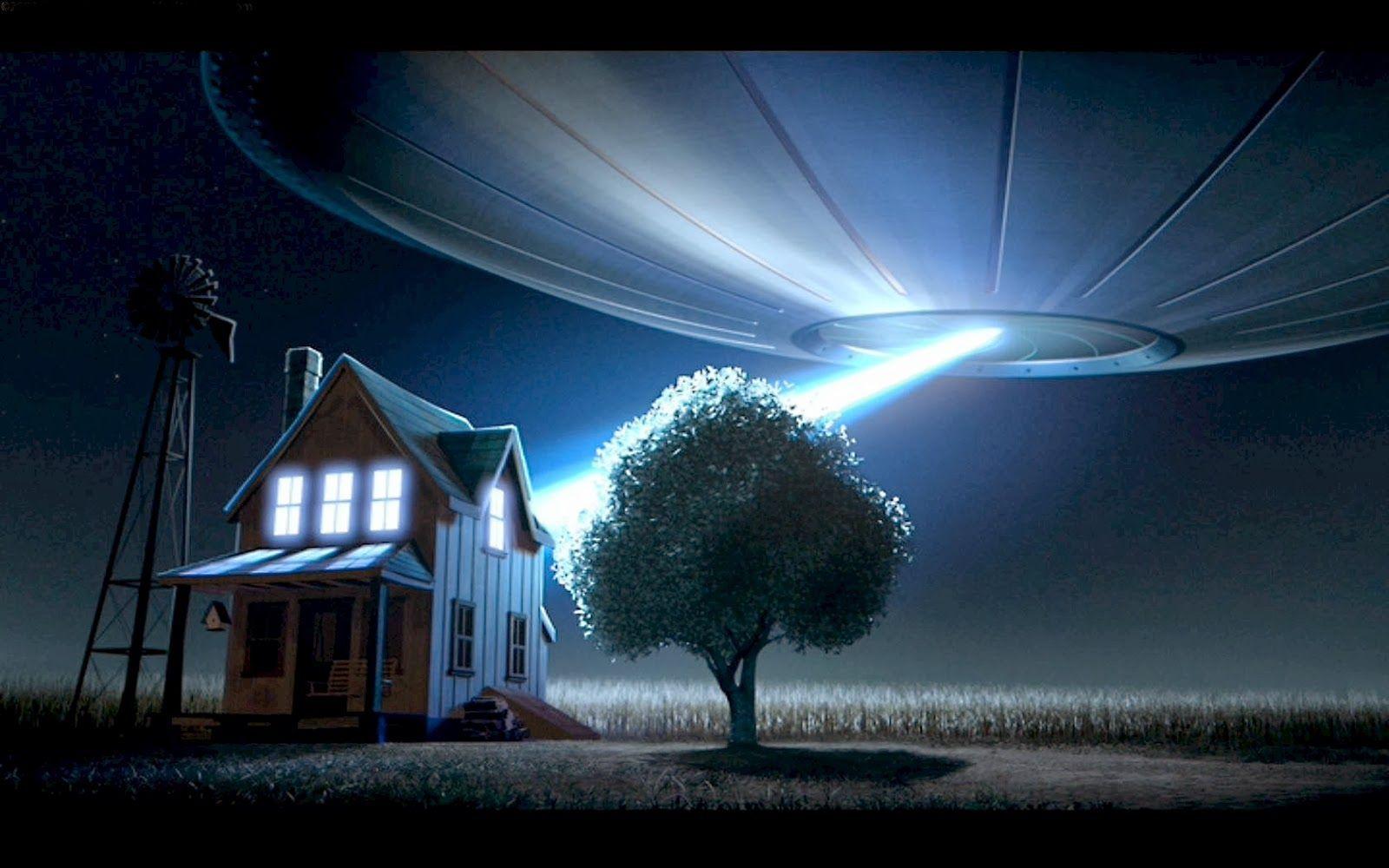 ¿Crees que te han abducido alguna vez los extraterrestres?