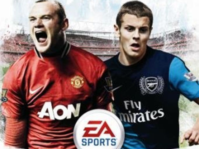 Jack Wilshere estuvo en la portada de FIFA 12, ¿Cuántos años tenia en ese entonces?