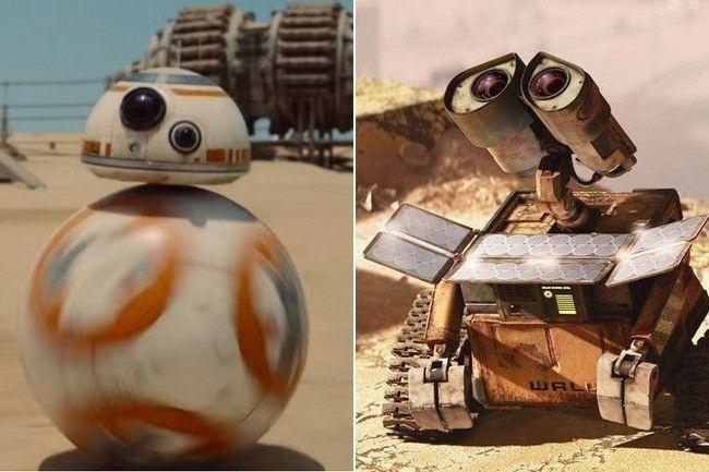 6132 - Robots de película