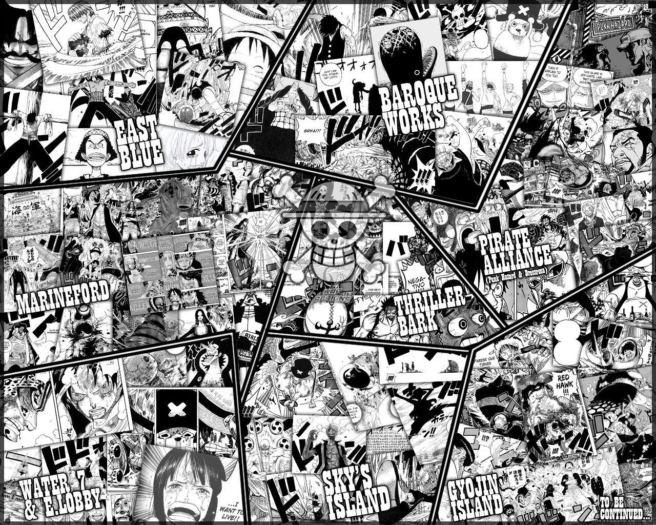 6154 - ¿Sabes toda la historia de One Piece de principio hasta lo actual? [Fácil]