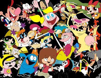 6163 - ¿De cuántas series animadas te acuerdas?