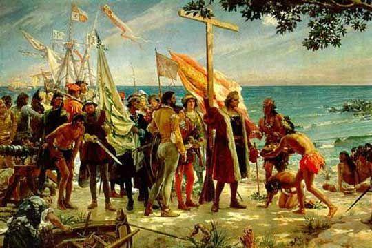 Venga va, una facilita, ¿Quién descubrió América?
