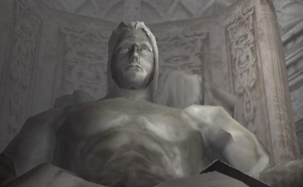 ¿Qué dice Dante justo antes de asestar el golpe final contra Mundus y mandarlo de vuelta al inframundo?