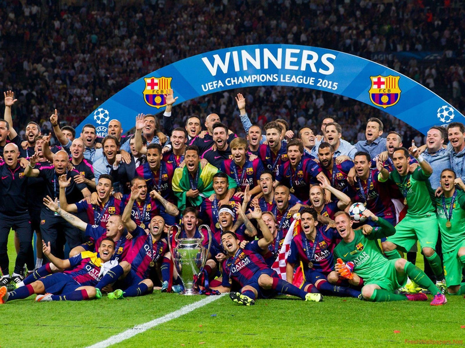 Una pregunta para los sabidos en Champions, ¿Qué equipos han ganado este trofeo?