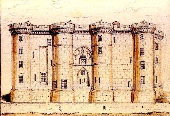 ¿Qué fortaleza parisina fue tomada el 14 de julio de 1789?
