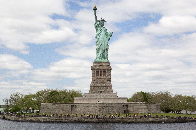 ¿De dónde procede realmente la estatua de la libertad?