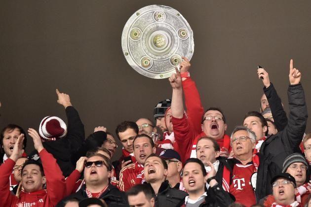 ¿Cuántos equipos han ganado la Bundesliga en su historia sin importar el formato?