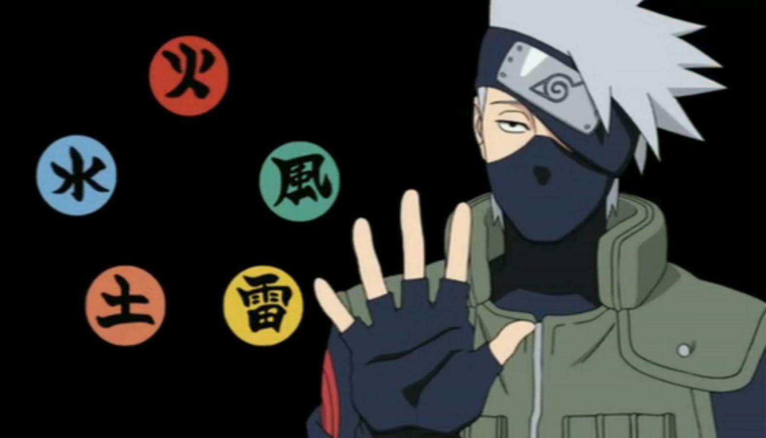 6259 - ¿Qué elemento ninjutsu de Naruto controlarías? ¿Qué tipo de ninja serías?