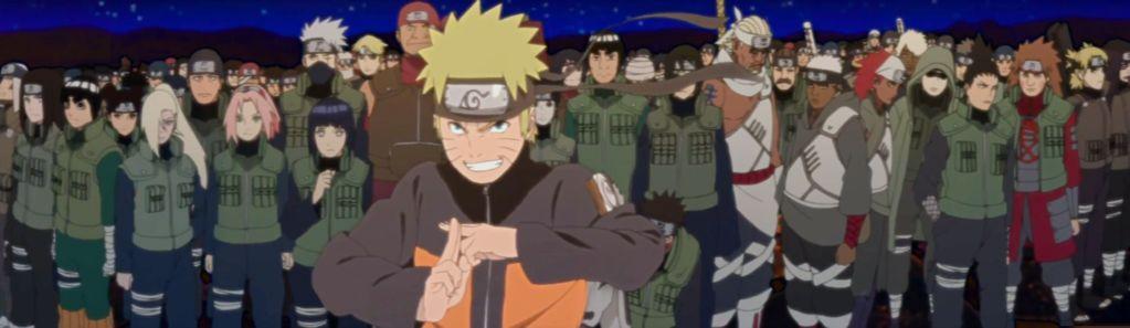 ¿Qué personajes de Naruto prefieres?