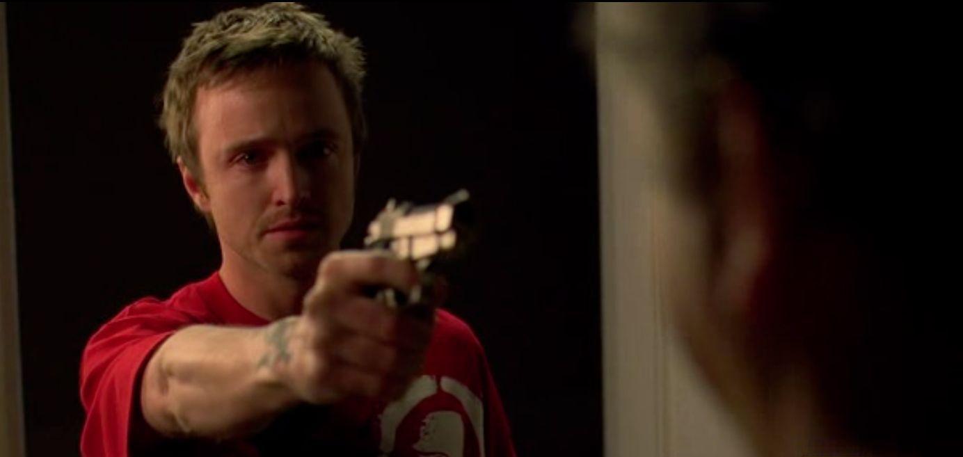 ¿Por qué mata Jesse a Gale Boetticher?