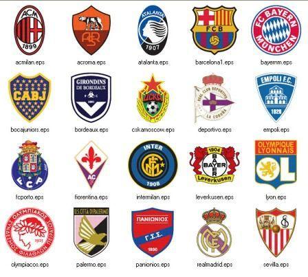 6339 - ¿Cuánto sabes de escudos random de fútbol?
