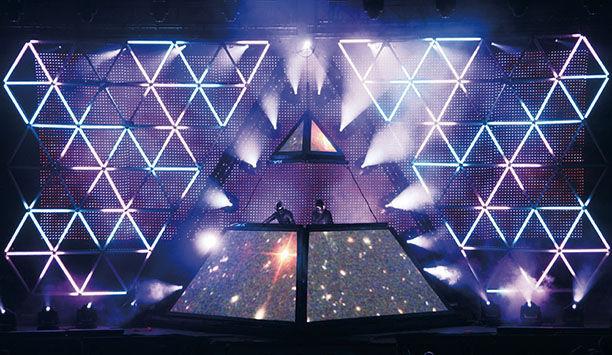 ¿En qué festival se llevó a cabo el mejor directo que hicieron como Daft Punk?