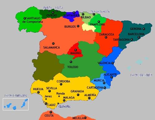 6371 - ¿En qué capital de España deberías vivir?