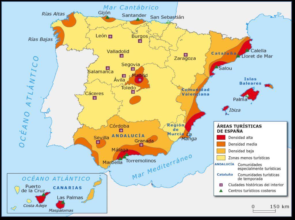 ¿Que zóna de España te gusta más?