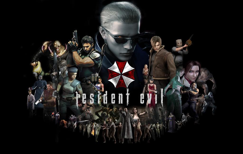 6386 - ¿Cuánto sabes de Resident Evil?