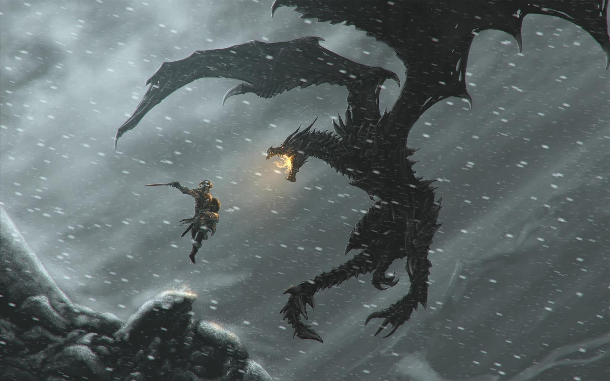 6407 - ¿Sobrevivirías en The Elder Scrolls Skyrim?