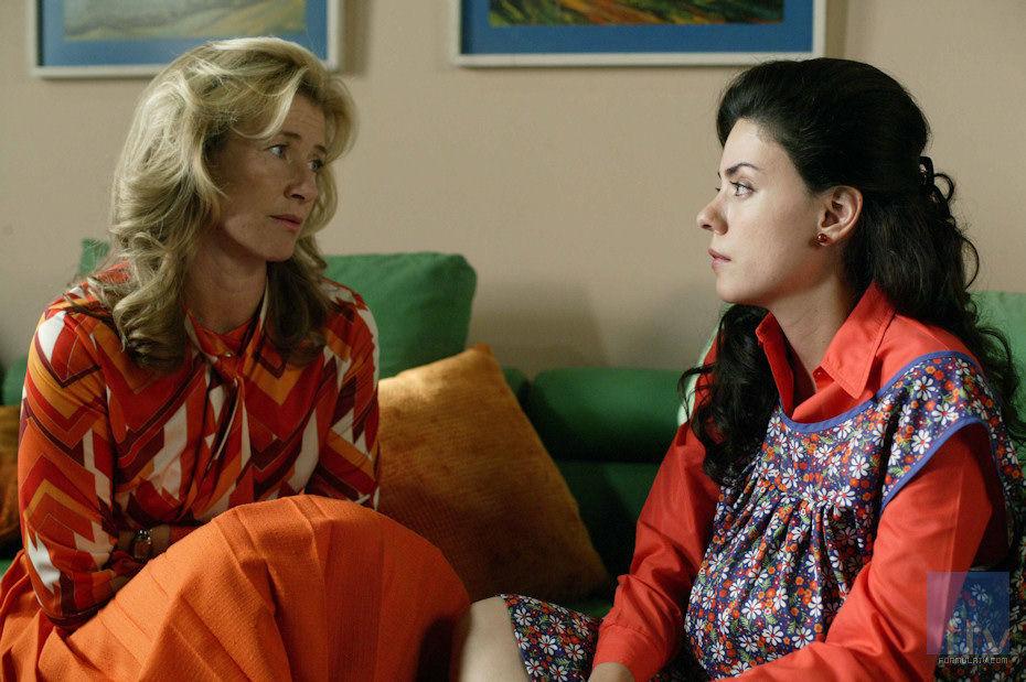 ¿Qué parentesco familiar tiene Mercedes con Paquita, la ex mujer de Miguel?