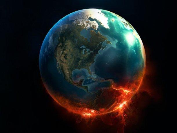 6511 - SIGUE TU AVENTURA: El Calentamiento Global y el Apocalipsis